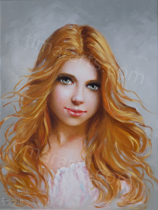 Fairy Hair by Timar