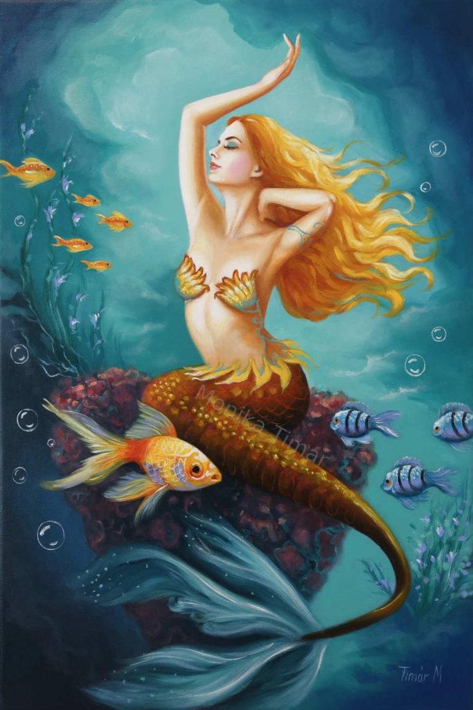 sea fantasy by timar